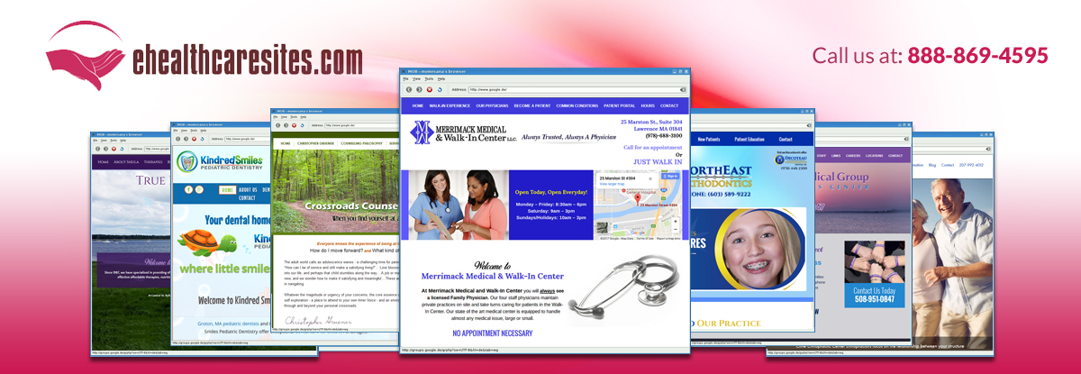 eHealth Care Sites